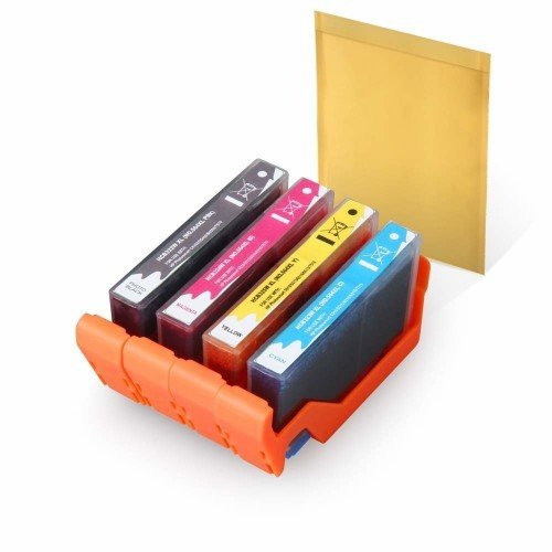 Hp 564xl Compatible Ink Cartridge 4 Color Set