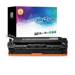 INK E-SALE Remanufactured HP CB540A (125A) Toner Cartridge, Black, 1 Pack