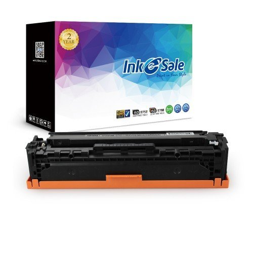 Black Generic Compatible Toner Cartridge Replacement for HP CE320A
