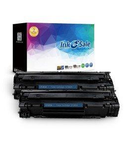 INK E-SALE New Compatible CF283A 83A Toner Cartridge Black for LaserJet M127fw M