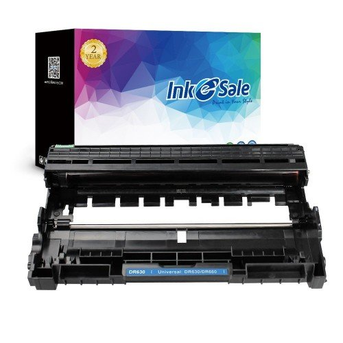INK E-SALE Compatible DR630 Laser Drum Unit for Brother, High Yield