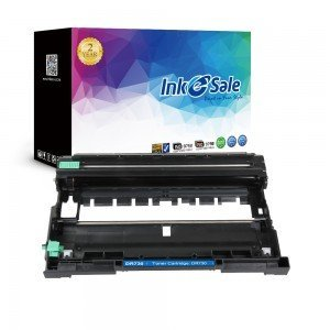 INK E-SALE Compatible DR730 Laser Drum Unit for Brother, High Yield