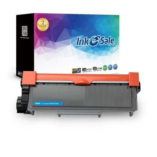 INK E-SALE Replacement for TN660 / TN630 Black Toner Cartridge