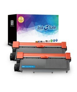 INK E-SALE Replacement for TN660 / TN630 Black Toner Cartridge 2Pack