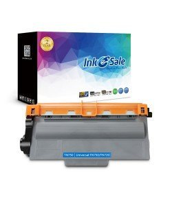 INK E-SALE Replacement for TN750 / TN720 Black Toner Cartridge 1Pack