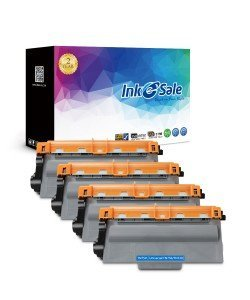 INK E-SALE Replacement for TN750 / TN720 Black Toner Cartridge 4Pack