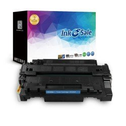 INK E-SALE HP CE255A/55A Black High Yield Toner Cartridge-1 Pack