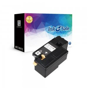INK E-SALE Replacement Dell E525W Black Toner Cartridge - 1 Pack