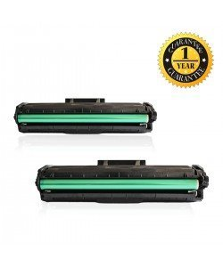 INK E-SALE Replacement Samsung MLT-D101S Toner Cartridge 2 Pack