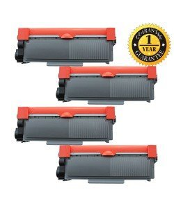 INK E-SALE Replacement for TN660 / TN630 Black Toner Cartridge 4Pack