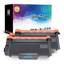 INK E-SALE Compatible Brother TN850/TN820 Toner Cartridge - 2 Pack