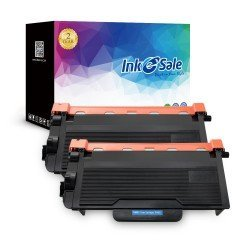 INK E-SALE Replacement for Brother TN-880 TN880 Toner Cartridge - 2 Pack